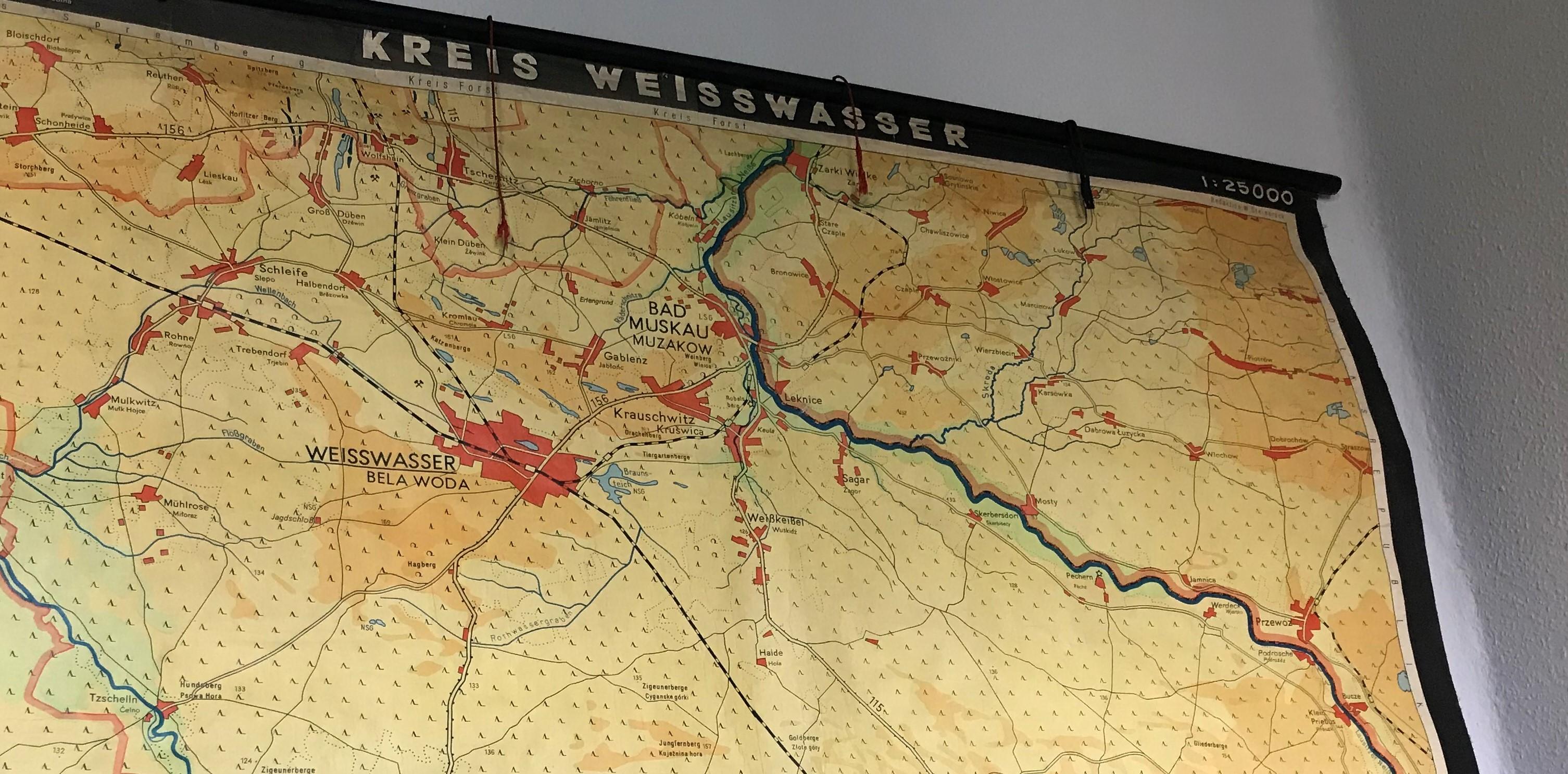 Die Landkarte der Lausitz soll bis 2038 anders aussehen: Aus Tagebauen werden Seen, aus der Kohlelandschaft eine kleinteilige Wirtschaftsregion
